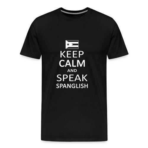 Spanglish - Men's Premium T-Shirt