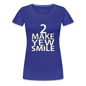 Womens Slim-fit Tee - Women's Premium T-Shirt