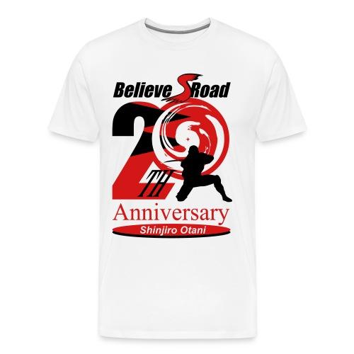 Otani's 20th 3X & 4X - Men's Premium T-Shirt