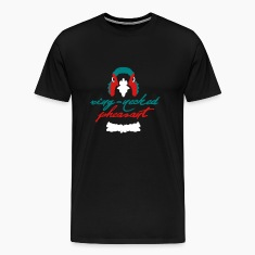 pheasant_face T-Shirts