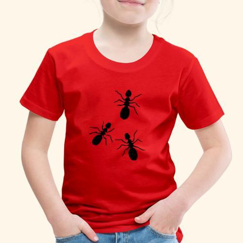 Ants - Toddler Premium T-Shirt