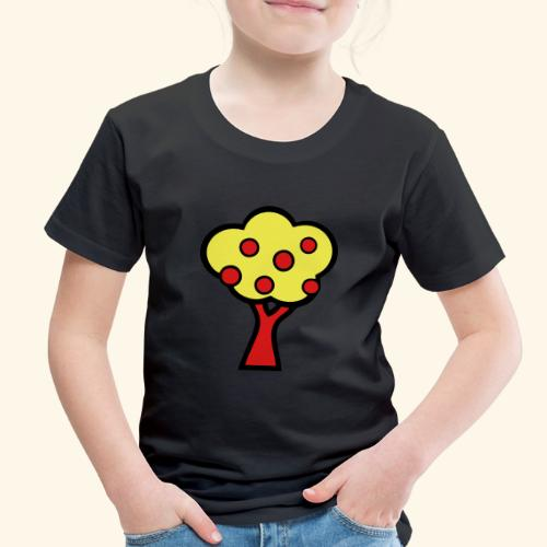 Fruit Tree - Toddler Premium T-Shirt