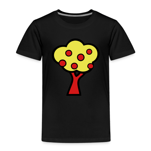 Fruit Tree - Toddler Premium T-Shirt