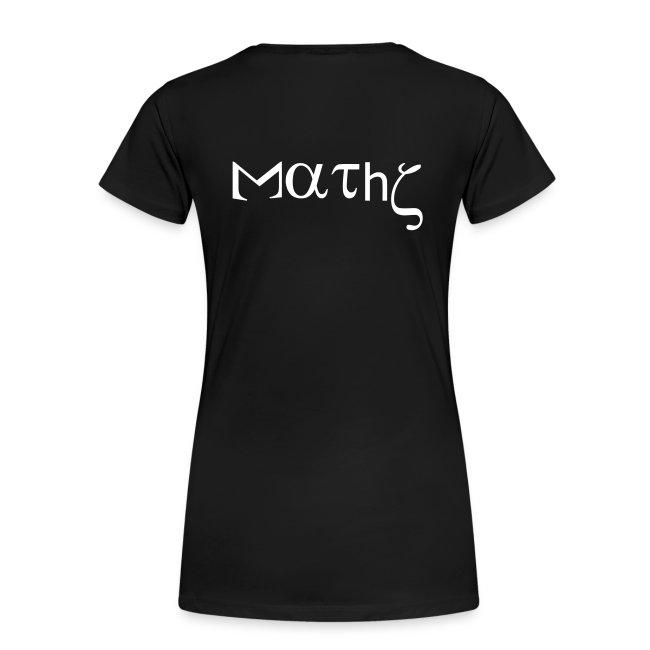 T shirt maths humor