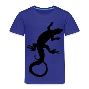 Lizard Art Shirt Toddler Reptile Baby Shirts - Toddler Premium T-Shirt