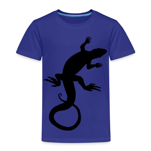 Lizard Art Shirt Toddler Reptile Baby Shirts - Toddler Premium T-Shirt