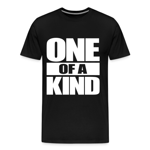 G-Dragon - One of a Kind Vector - Men's Premium T-Shirt