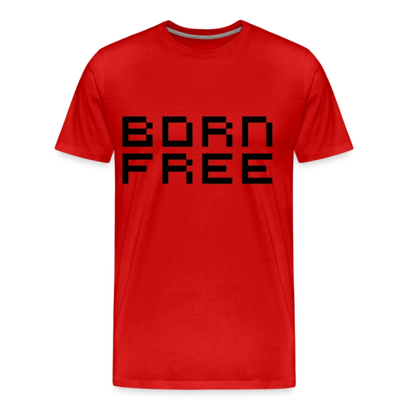 BOGO:  Get-Licensed 20% OFF - Men's Premium T-Shirt