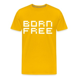 BOGO:  Go-Independent 20% OFF - Men's Premium T-Shirt
