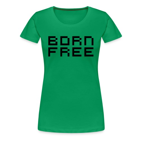 BOGO:  Get-Licensed 20% OFF - Women's Premium T-Shirt