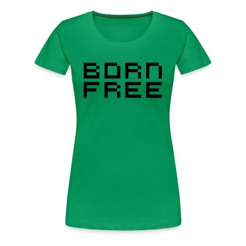 BOGO:  Get-Licensed 20% OFF - Women's Premium T-Shirt