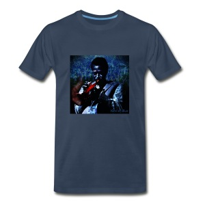 Kind of Blue Miles Davis T - Men's Premium T-Shirt