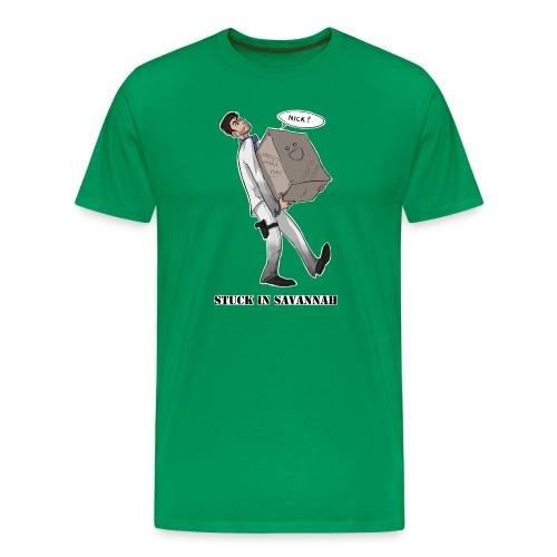 Hick in the Box - Men's Premium T-Shirt