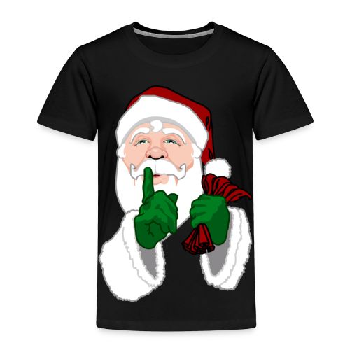 Santa Clause Toddler T-shirts Christmas Santa Shirts - Toddler Premium T-Shirt