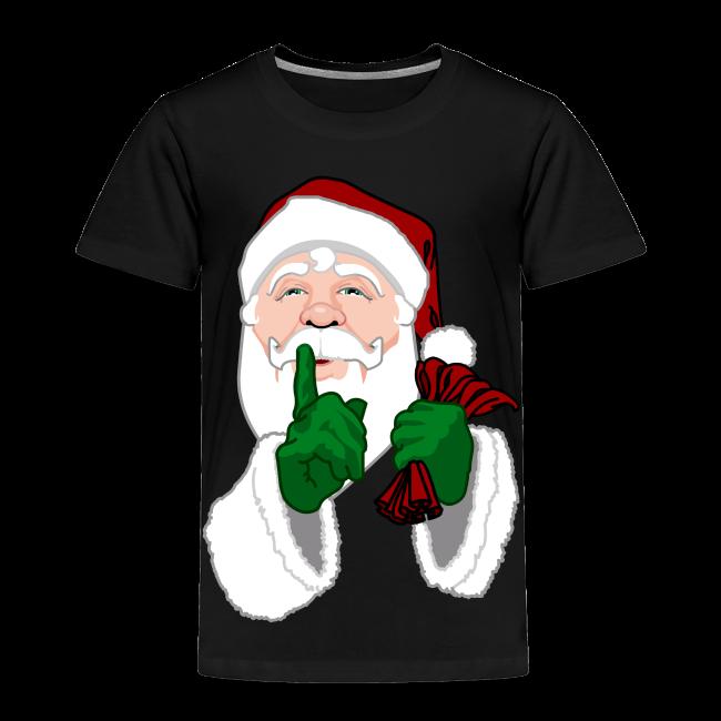 santa clause toddler t shirts christmas santa shirts - Christmas Shirts For Boys