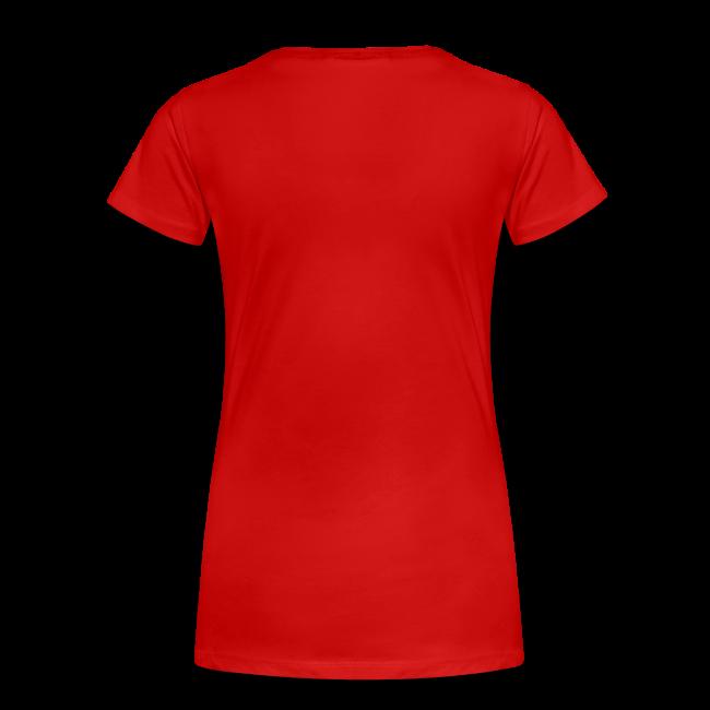 Santa Clause T-shirts Women's Christmas Shirts
