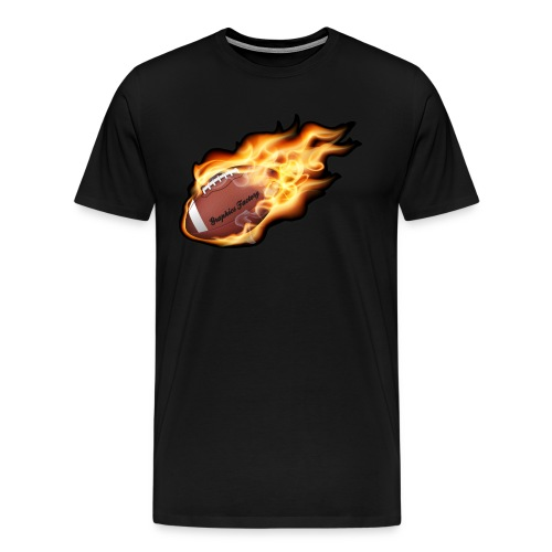 flames - Men's Premium T-Shirt