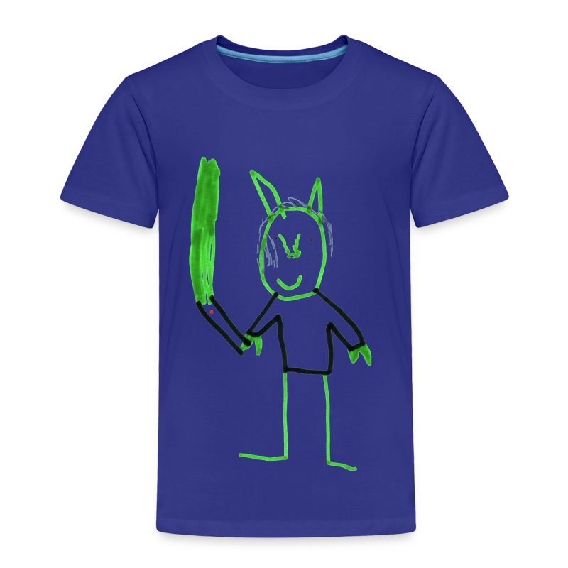 miles1c - Toddler Premium T-Shirt