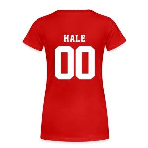 HALE 00 - Tee (XL Logo, NBL) - Women's Premium T-Shirt