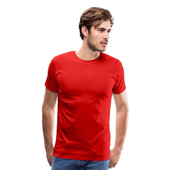 Men's Premium T Back Voy Neon Custom