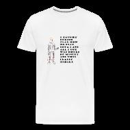 T-Shirts ~ Men's Premium T-Shirt ~ Misery