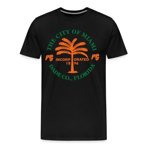 Men's Cane swag 305 till I Die  - Men's Premium T-Shirt