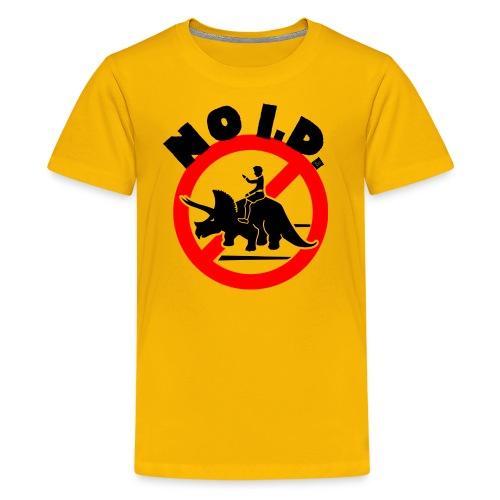 NO Intelligent Design by Tai's Tees - Kids' Premium T-Shirt