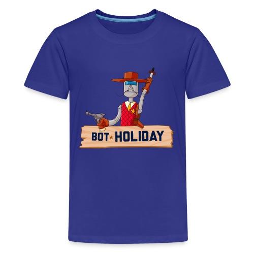 Bot Holiday Kid's T-Shirt - Kids' Premium T-Shirt