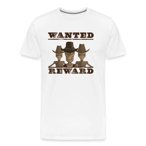 Bandits Mens T-Shirt - Men's Premium T-Shirt