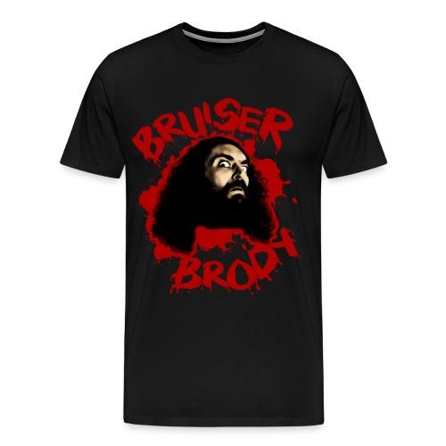 Brody#1 Black - Men's Premium T-Shirt