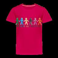 Baby & Toddler Shirts ~ Toddler Premium T-Shirt ~ We are all Detroit
