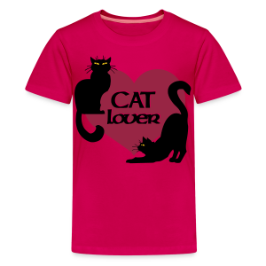 Cat Lover Shirts Kid's Shirts Cat T-shirt - Kids' Premium T-Shirt
