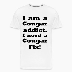 Cougar Addict    BLA17