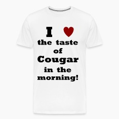 Taste of Cougar    BLA41