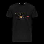 T-Shirts ~ Men's Premium T-Shirt ~ Men's Camo   CbrownTV Tee