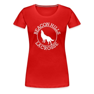 LAHEY 14 - Tee (XL Logo, NBL) - Women's Premium T-Shirt