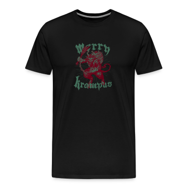 MERRY KRAMPUS T-Shirts