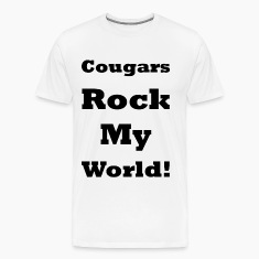 Cougars Rock My World    BLA202