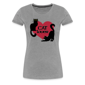 Cat Lover Shirts Women's Cat T-shirt & Gifts - Women's Premium T-Shirt