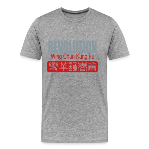 Men's Revolution T4 - Men's Premium T-Shirt