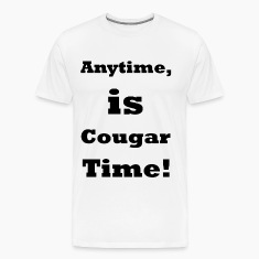 Cougar Time    BLA208
