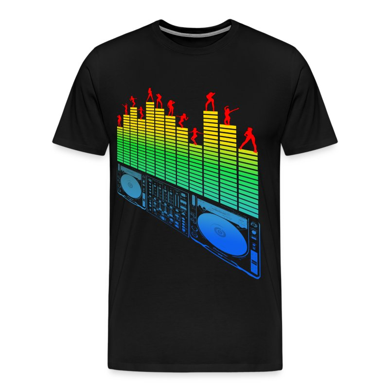 Dj t shirt rb t shirt spreadshirt Dj t shirt design