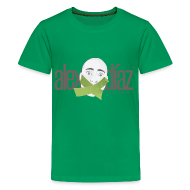 Kids' Shirts ~ Kids' Premium T-Shirt ~ KIDS ALEX DIAZ OFFICIAL SHIRT