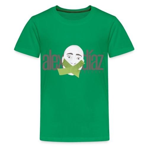 KIDS ALEX DIAZ OFFICIAL SHIRT - Kids' Premium T-Shirt