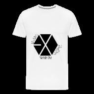 T-Shirts ~ Men's Premium T-Shirt ~ Hangul EXO