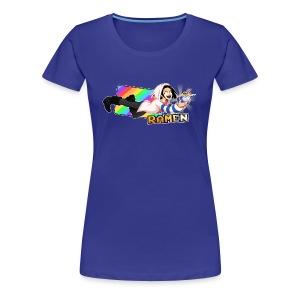 Ramen Get (text) (F) - Women's Premium T-Shirt