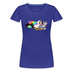Ramen Get (text) (F) - Women's Premium T-Shirt