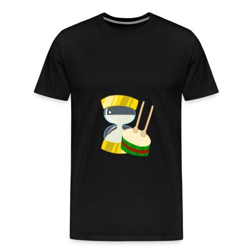 Master Mark T-Shirt - Men's Premium T-Shirt