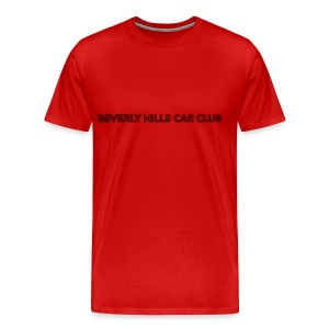 Beverly Hills Car Club Collection - Men's Premium T-Shirt