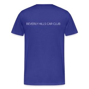Beverly Hills Car Club Classic Collection - Men's Premium T-Shirt